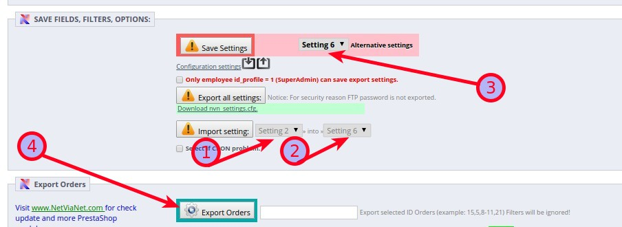 NVN Export Orders XSLT transformation sample – PRAOTEC.COM